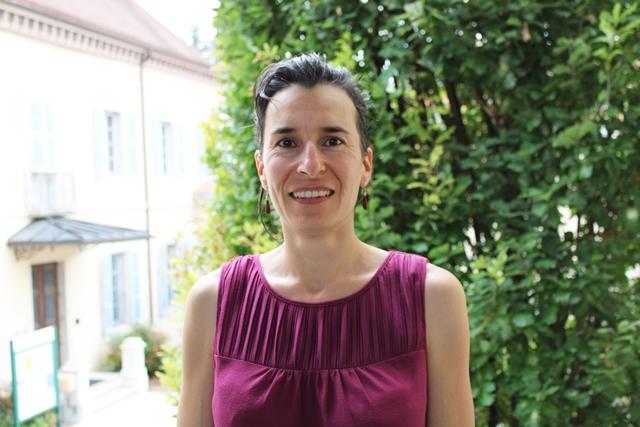 Sylvie Rubatier, animatrice du Relais Petite Enfance de Belley
